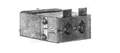 Rouch: Stereoscopic Hand Camera camera