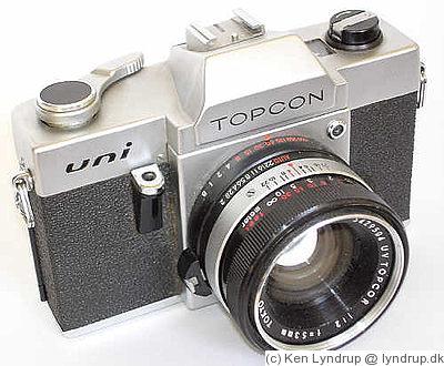 Topcon camera