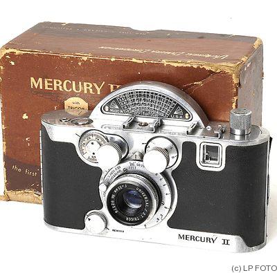 Universal Mercury II (1946-48) - mike eckman dot com