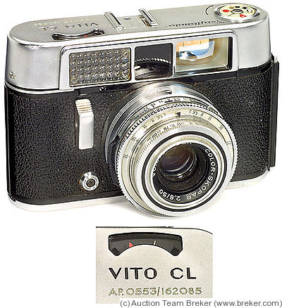 Voigtländer: Vito CL camera