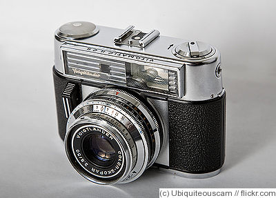 Voigtländer: Vitomatic II CS camera