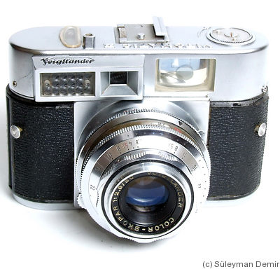 Voigtländer: Vitomatic II camera