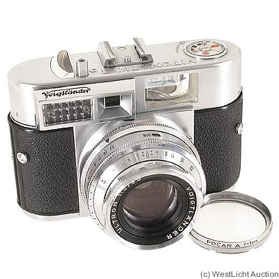 Voigtländer: Vitomatic IIa Ultron camera
