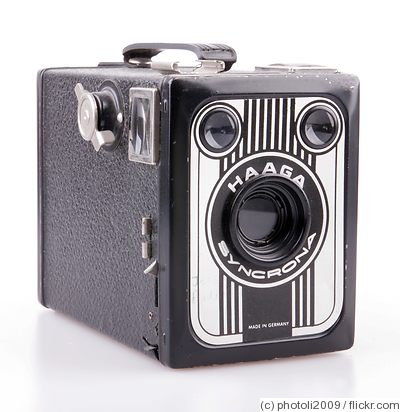 Vredeborch: Haaga Syncrona camera