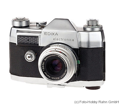 Wirgin: Edixa Electronica camera