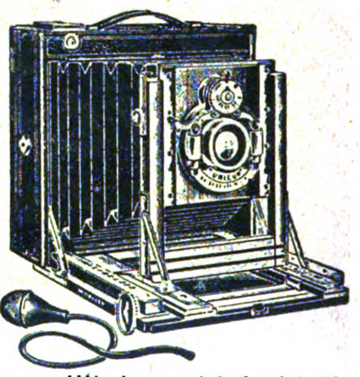 Woolley, Sons & Co: Victoria No.6 camera