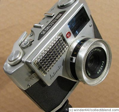 Yamato: Mini Electronic 35 Automatic camera