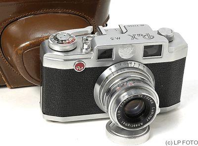 Yamato: Pax M3 Price Guide: estimate a camera value