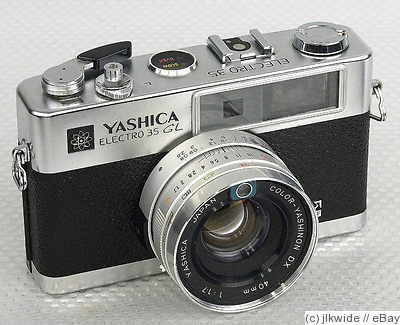 how to open yashica electro 35