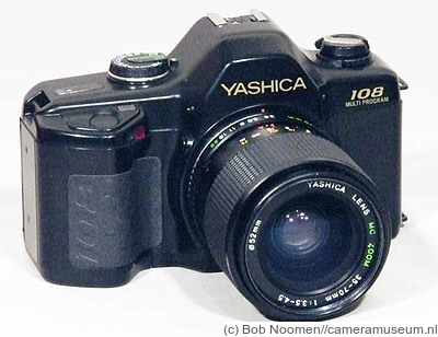 Yashica: Yashica 108 Multi Program camera