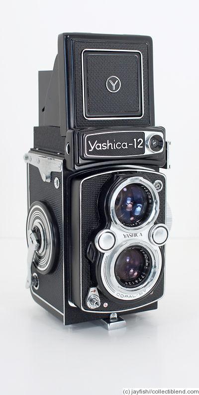 Yashica yashica 12 price guide estimate a camera value for Camera camera camera