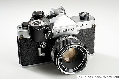 yashica: yashica j p price guide: estimate a camera value
