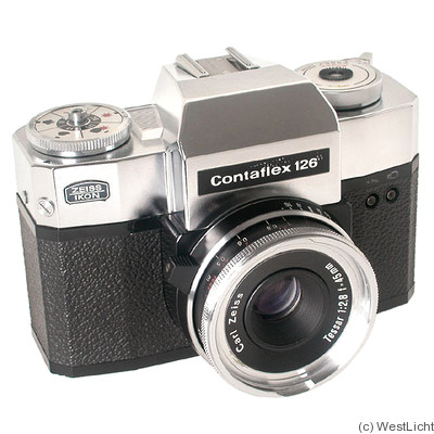 Zeiss Ikon: Contaflex 126 (10 1102) (chrome) Price Guide