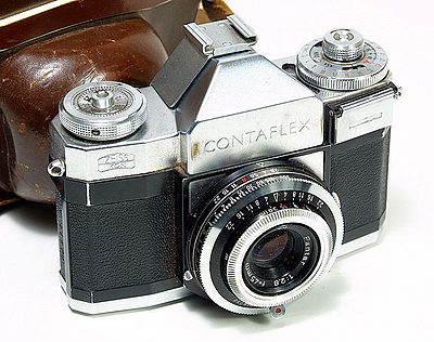 Zeiss Ikon: Contaflex Beta (10 1251) Price Guide: estimate a