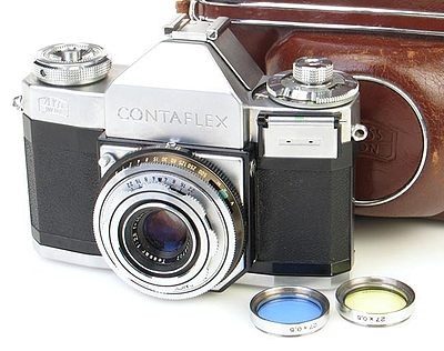Zeiss Ikon: Contaflex II 862/24 Price Guide: estimate a