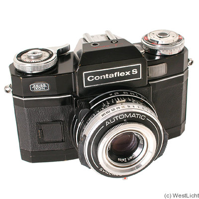 Zeiss Ikon: Contaflex S Automatic (10 1273-BL) (black) Price