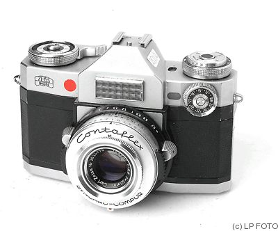 Zeiss Ikon: Contaflex Super (10 1271) Price Guide: estimate