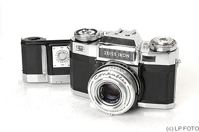 Zeiss Ikon: Contaflex Super BC (10 1273) Price Guide