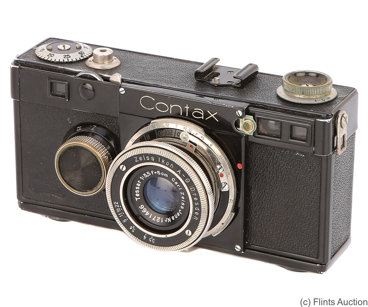 Zeiss Ikon: Contax I a camera