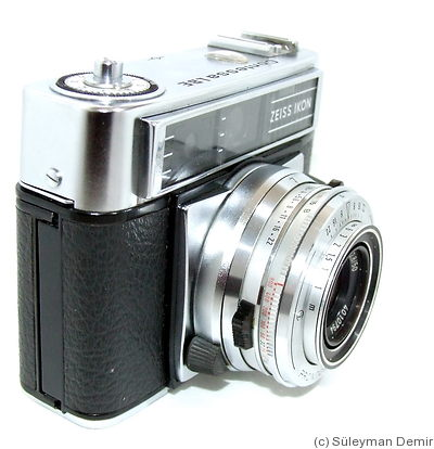 Zeiss Ikon: Contessa LBE (10.0639) camera