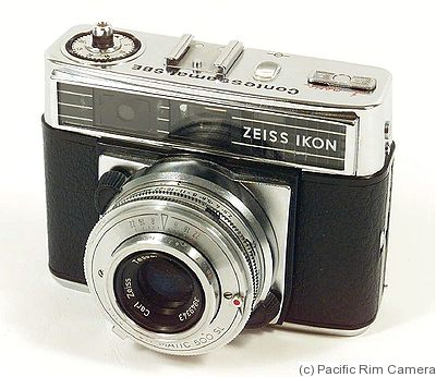 Zeiss Ikon: Contessamat SBE (10.0652) camera