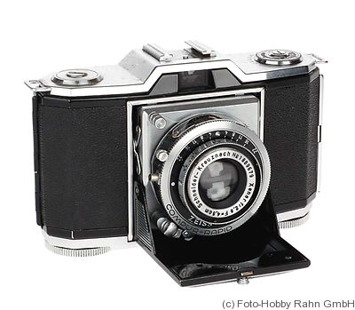 Zeiss Ikon: Ikonta 35 (522/24) camera