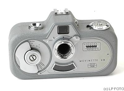 Zeiss Ikon: Movinette 8B (horizontal) camera