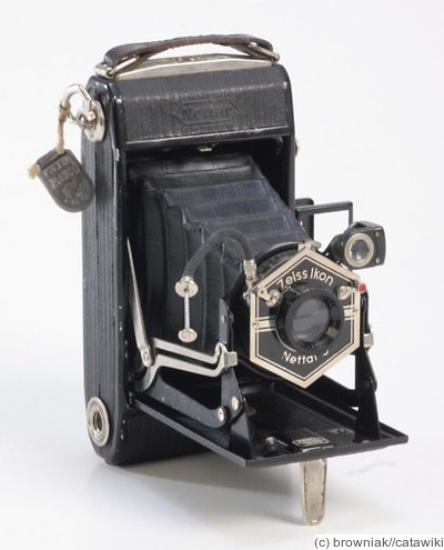 Zeiss Ikon: Nettar S 515/2 camera