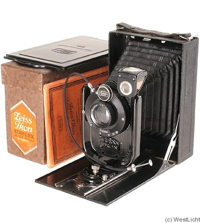 Zeiss Ikon: Simplex 112/7 camera