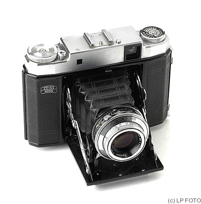 Zeiss Ikon: Super Ikonta III 531/16 camera