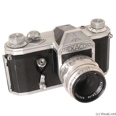 Zeiss Ikon VEB: Hexacon Price Guide: estimate a camera value