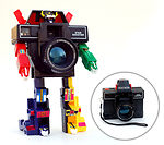 Impulse: Voltron Starshooter 110 camera