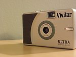 Vivitar: Vivitar Ultra Wide Slim camera