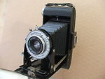 Kodak Eastman: Folding Six-20 Brownie Model II camera