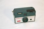 Kodak Eastman: Hawk-Eye Instamatic F camera