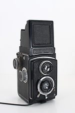 Rollei: Rolleicord Ia camera