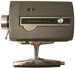Bell & Howell: super eight movie camera camera