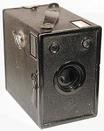 AGFA ANSCO: Cadet D-6 camera