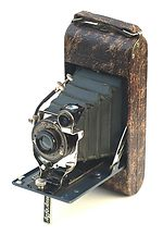 Ansco: Readyset Royal No.1 Silberfuchs (silver fox) camera
