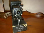 Kodak Eastman: Vest Pocket Autographic B camera