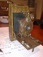 Kodak Eastman: Vest Pocket Special Luxus camera