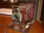 Kodak Eastman: Pony Premo No.3 camera
