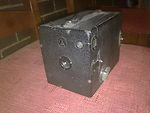 Houghton: Ensign Box camera