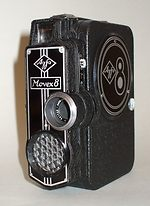 Agfa Berlin: Movex 8 L camera