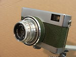 Zeiss, Carl VEB: Werra 1 camera