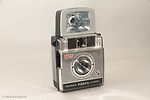Kodak Eastman: Brownie Fiesta + Flash camera