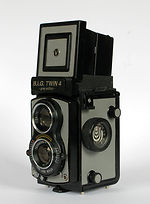 B.I.G. Brenner Weiden: BIG. Twin 4 (gray) camera