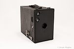 Kodak Eastman: Brownie No.2A Model B (Canada) camera