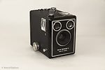 Kodak Eastman: Six-20 Brownie C camera