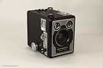Kodak Eastman: Six-20 Brownie E camera